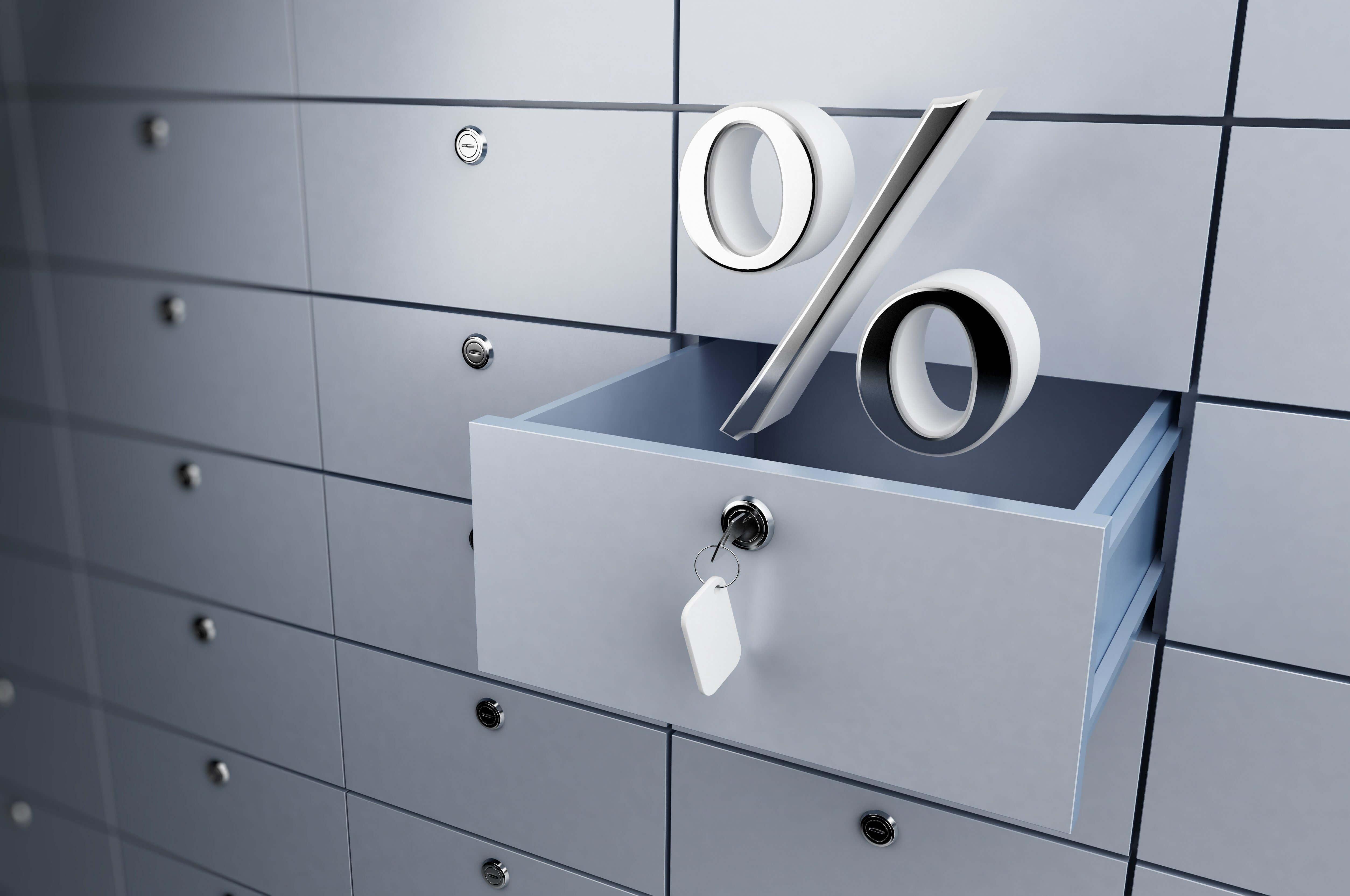 Хранение денег в банковской ячейке