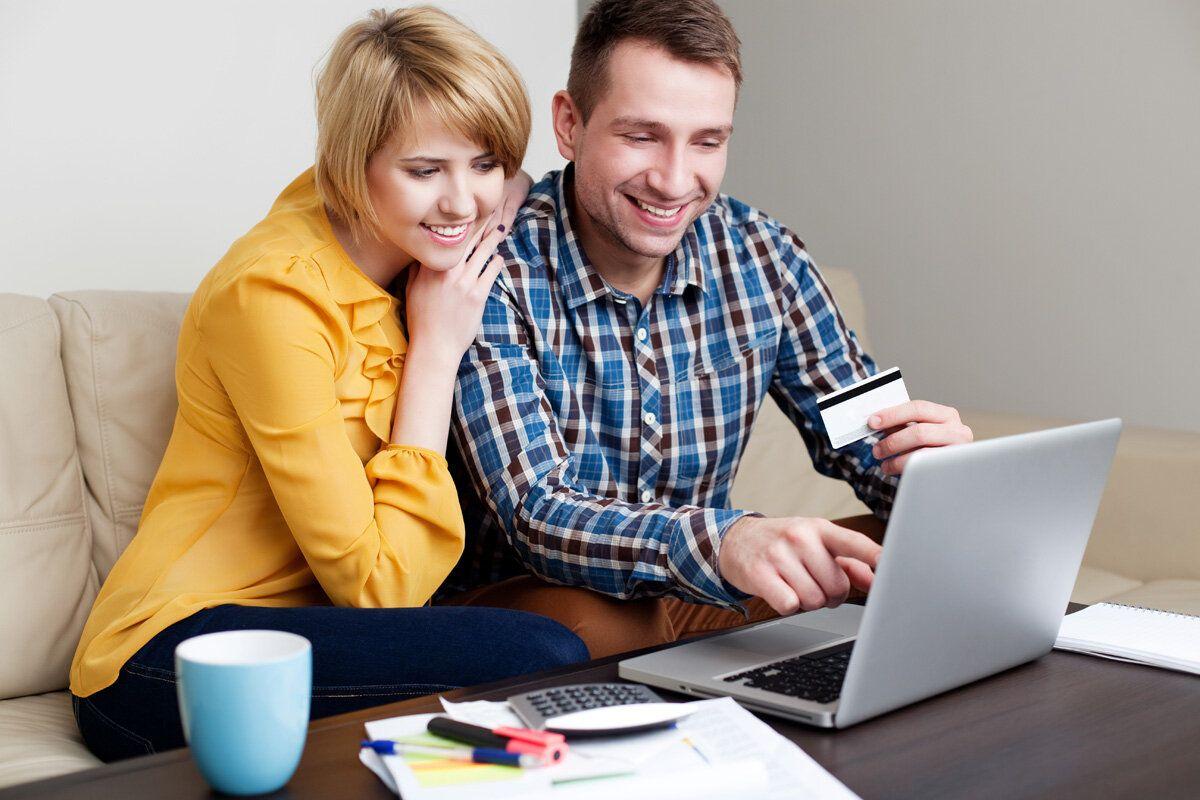 Процедура оформления кредита на любые цели онлайн