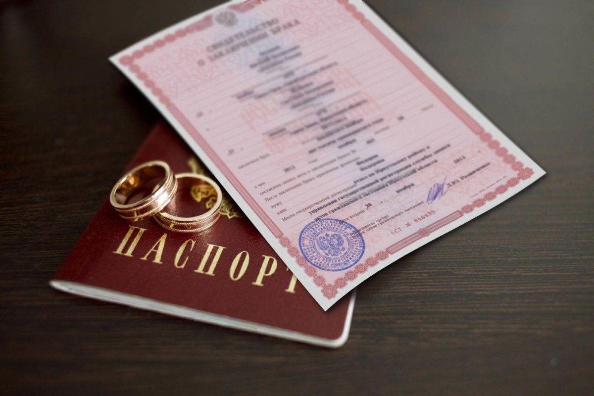 Смена фамилии для ИП при замене паспорта