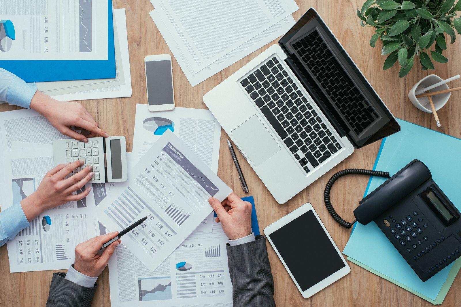 Онлайн-бухгалтерия для малого и среднего бизнеса